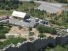 Вид на парковку с крепости Св. Иллариона