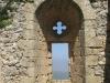 Окно Королевы в Крепости Святого Иллариона
