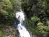Водопад по дороге к фьордам