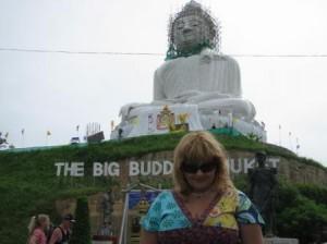 Будда следит за тобой